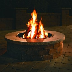Fire Ring </br> Landscape Center