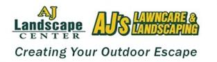 AJ Landscape Center Logo