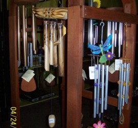 Wind Chimes </br> Landscape Center